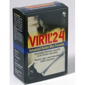 VIRIL 24 Energie sexuelle & virilité