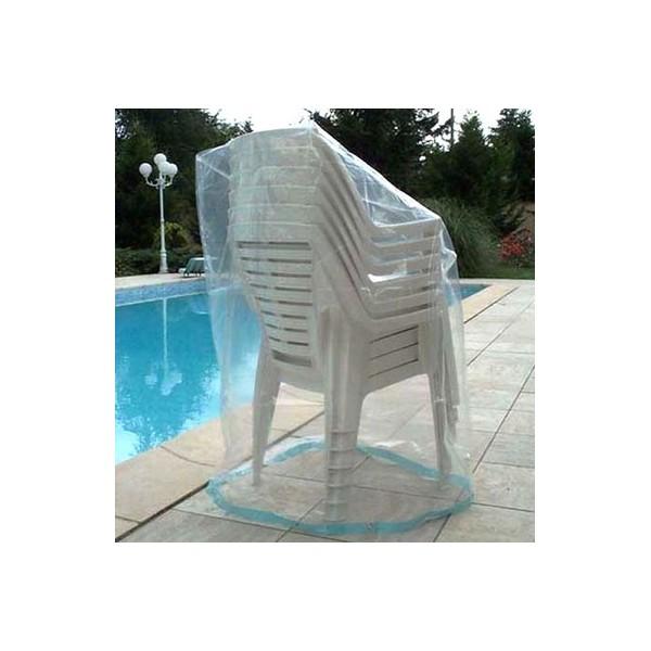 housse pour chaises de jardin housse pour une pile de 6 chaises de jardin. Black Bedroom Furniture Sets. Home Design Ideas