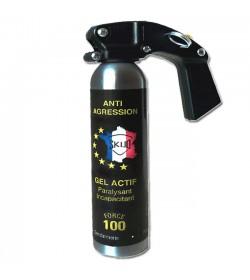 Bombe lacrymogene PRO 300ml GEL lacrymogène