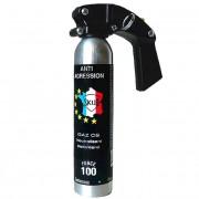 Bombe lacrymogene PRO 300ml GAZ CS