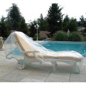 Housse pour transat ou chaise longue housses protection mobilier de jardin - Housses de salon de jardin ...