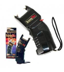 SCORPY MAX : paralyseur électrique et bombe lacrymogene