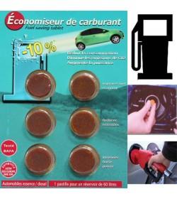 ECONOMIE CARBURANT : 6 pastilles essence&diesel