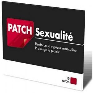 PATCH Sexualité  Vigueur masculine