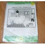 BACHE PEINTURE Protection 4mX3m