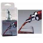 Anti-goutte à vin : VERSEUR & BOUCHON