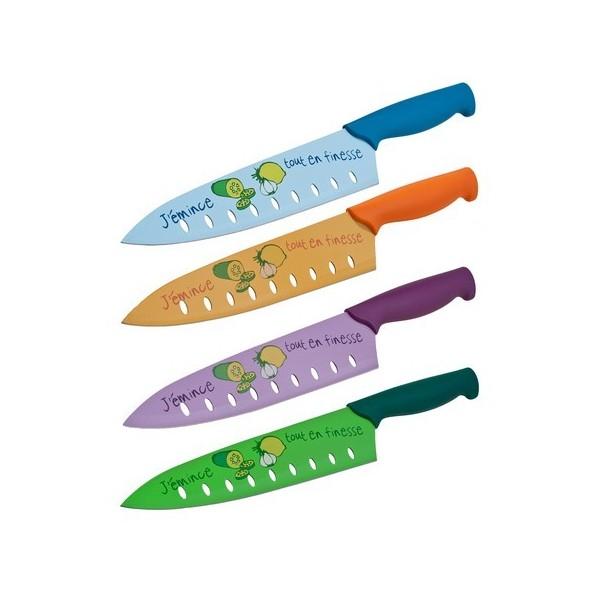 ... TOUT POUR LA MAISON > Cuisine > Couteau de cuisine design : EMINCEUR