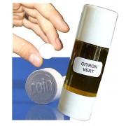 Parfum CITRON VERT  pour rince-doigts CoinTissue