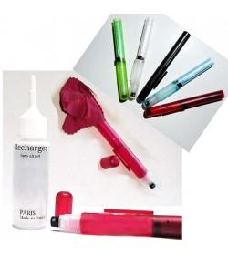 RECHARGE LIQUIDE NETTOYANT OPTIQUE pour kit stylo 2 en 1